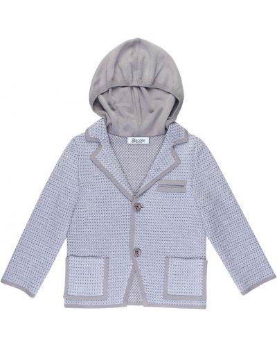 Пиджак с карманами на пуговицах Jacote