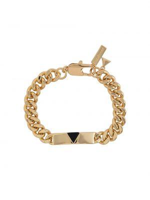 Złota bransoletka ze złota pozłacana Coup De Coeur