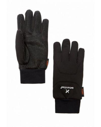 Черные перчатки Extremities