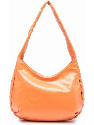 Pomarańczowa torba na ramię Hereu