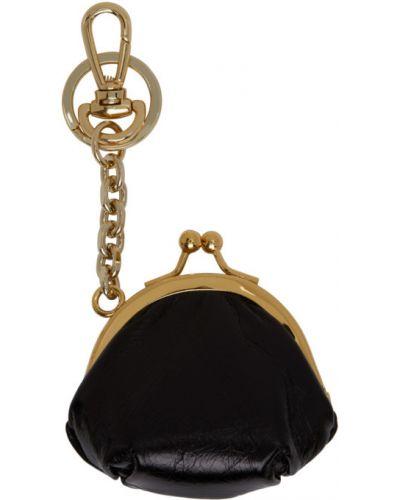 Czarny złoty łańcuch ze złota Maison Margiela