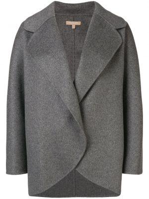 Укороченное пальто оверсайз шерстяное Michael Kors Collection