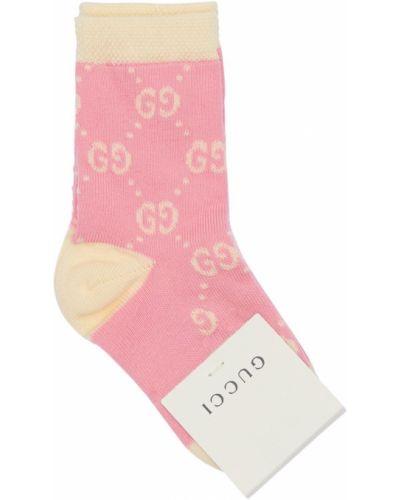 Skarpetki z logo Gucci