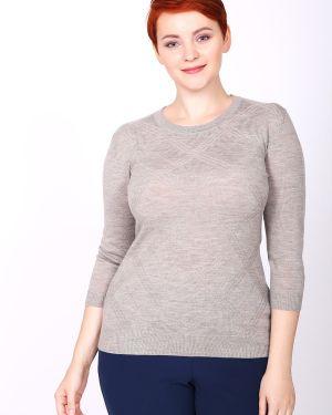 Пуловер бежевый Just Valeri