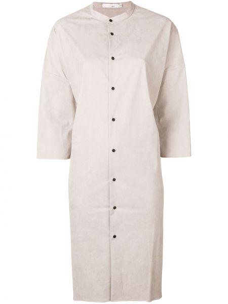 Платье миди с воротником Knott
