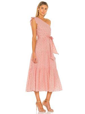 Хлопковое платье с подкладкой на молнии Karina Grimaldi