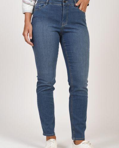 Хлопковые джинсы Gardeur