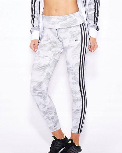 Klasyczne czarne legginsy bawełniane Adidas