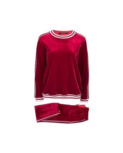 Спортивный костюм красный бордовый Alter Ego