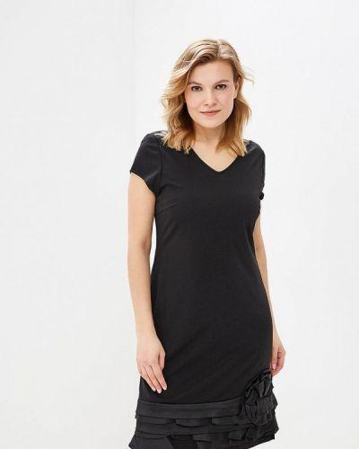 Вечернее платье черное Zar Style