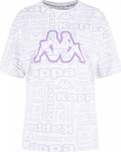 Спортивная футболка - белая Kappa