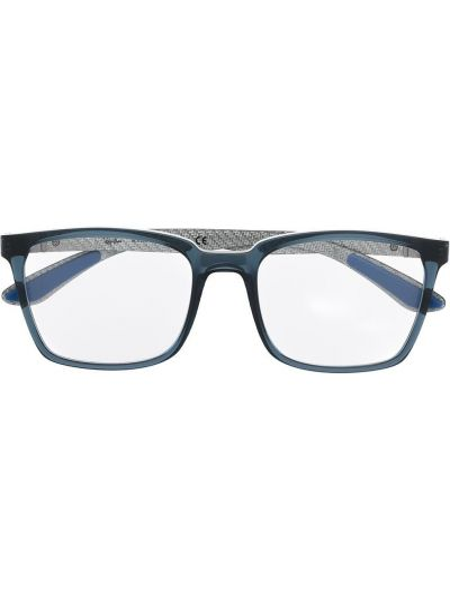 Prosto niebieski oprawka do okularów prostokątny Ray-ban