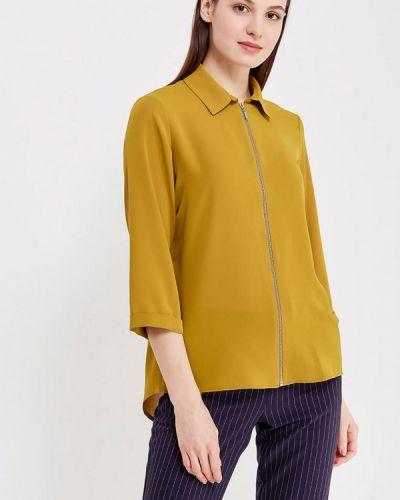 Блузка зеленый турецкий Adl