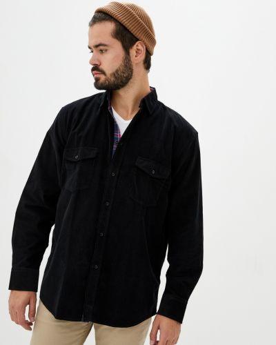 Теплая рубашка - черная Brostem