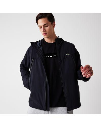 Куртка из полиэстера Lacoste