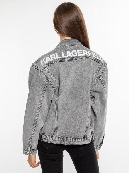 Джинсовая куртка Karl Lagerfeld