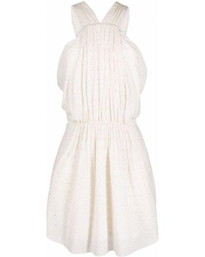 Хлопковое платье мини Iro