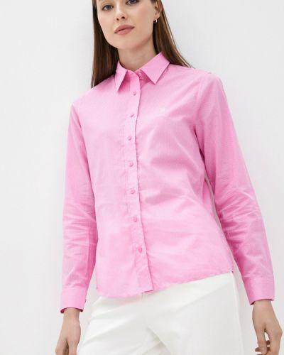 Розовая рубашка осенняя U.s. Polo Assn.
