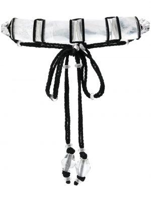 Ремень с бисером Giorgio Armani Pre-owned