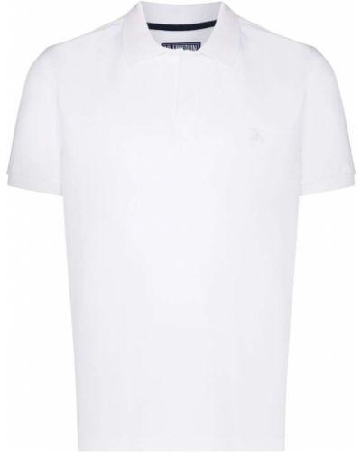 Рубашка с коротким рукавом - белая Vilebrequin