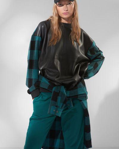 Зеленая блузка Vassa&co