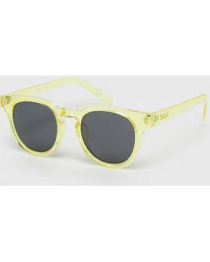 Солнцезащитные очки желтый Vans