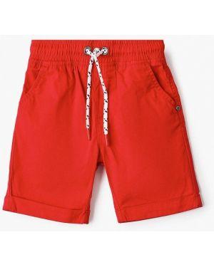 Красные шорты O'stin