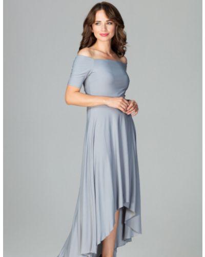 Sukienka asymetryczna Lenitif