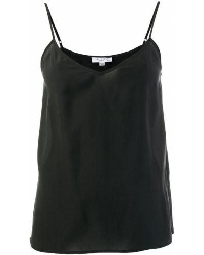 Czarna koszulka Equipment