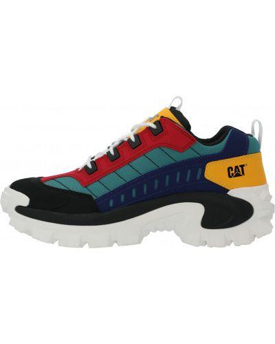 Кожаные полуботинки на шнуровке Caterpillar