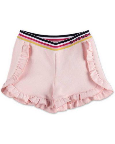 Spodenki sportowe - różowe Givenchy