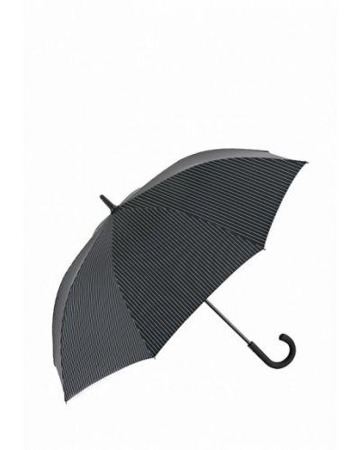 Зонт зонт-трости черный Fulton