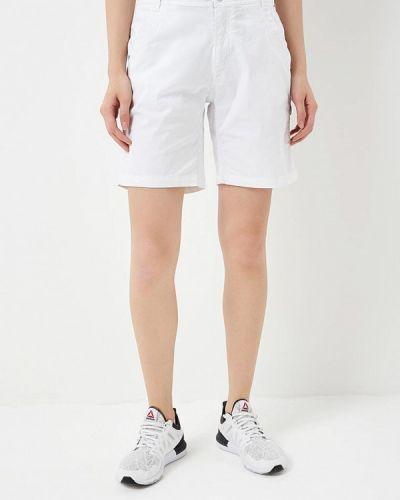 Белые шорты Luhta