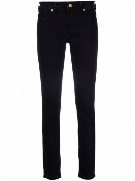 Джинсы классические - черные Versace Jeans Couture