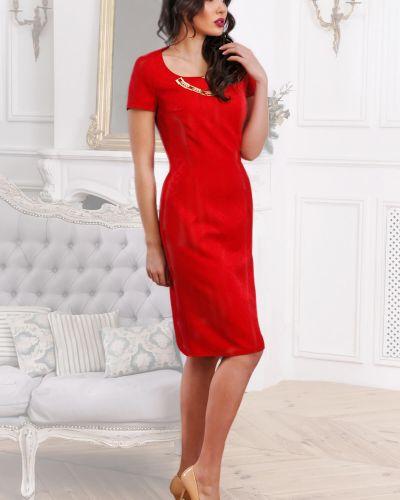 Красное платье Modniy Oazis