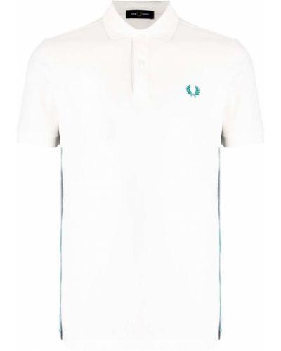 Рубашка с коротким рукавом - белая Fred Perry