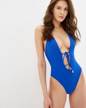 Слитный купальник - синий Luli Fama