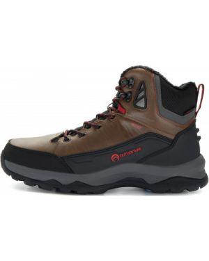 Зимние ботинки водонепроницаемые кожаные Outventure