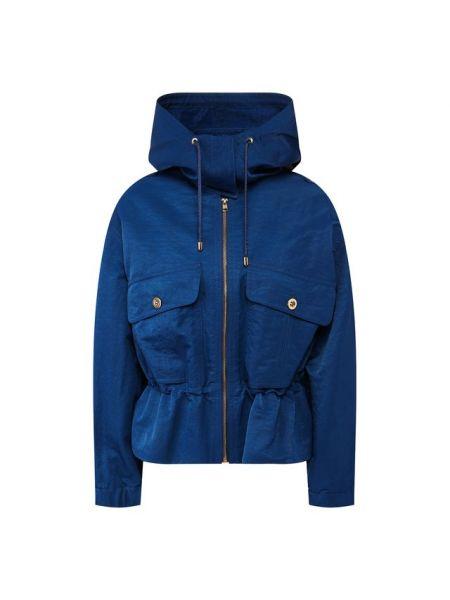 Синяя куртка Escada