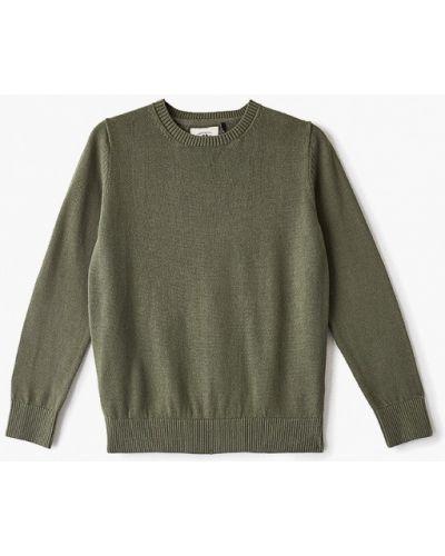 Зеленый свитер Sela
