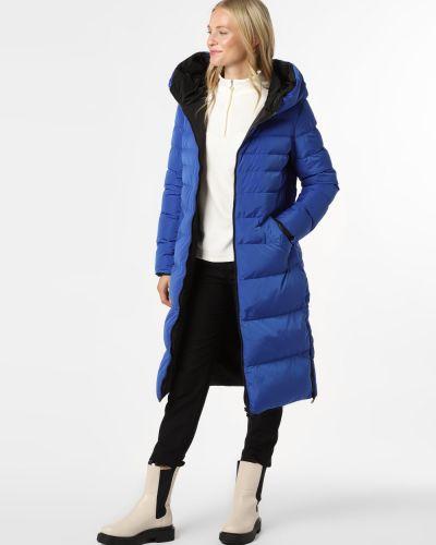Niebieski płaszcz pikowany Rino & Pelle