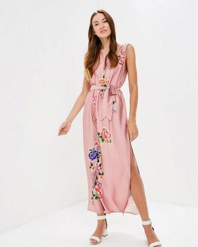 Розовое платье весеннее Sartori Dodici