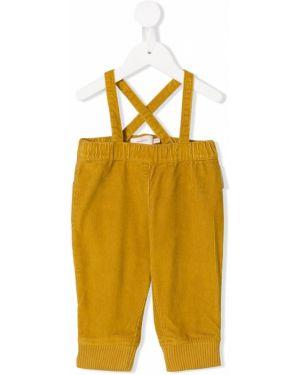 Желтый комбинезон Tiny Cottons