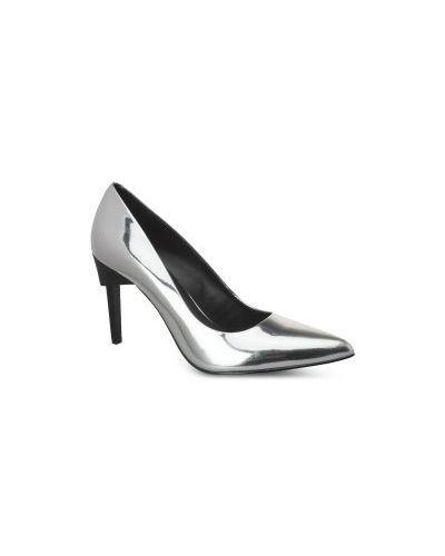 Туфли серебряный Calvin Klein