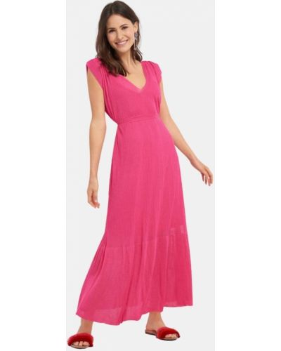 Трикотажное платье - малиновое Orsay