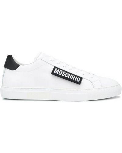 Trampki Moschino