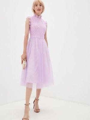 Вечернее платье - фиолетовое Soky & Soka