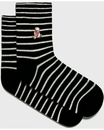Хлопковые носки - черные Fulloff