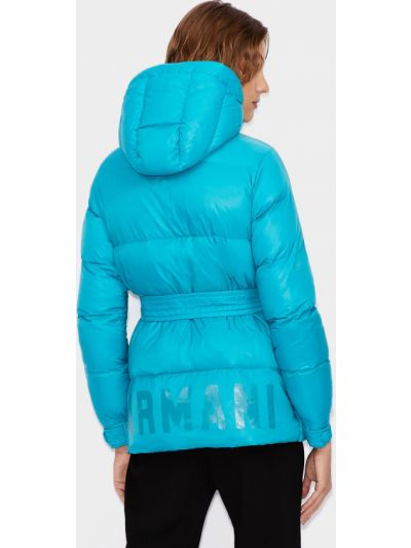 Синяя куртка Armani Exchange