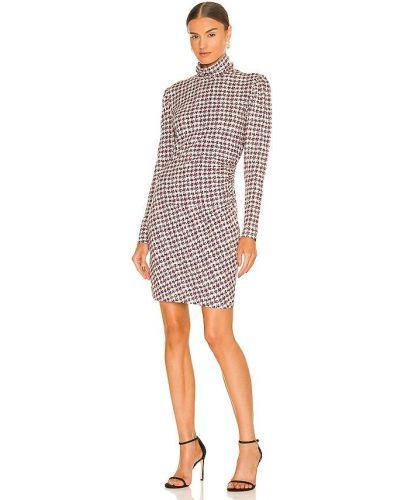 Платье твидовое - розовое Pam & Gela
